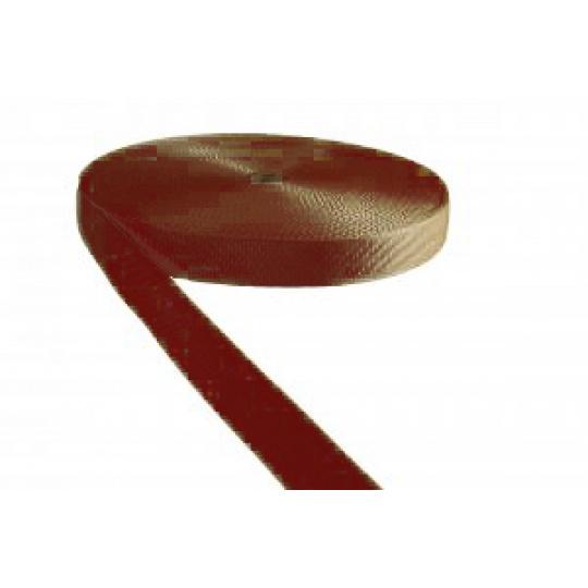 Pas polipropylenowy 30 mm - brązowy