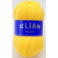 Włóczka Elian Mimi 145 kolor żółty