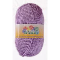 Włóczka Elian Wendy 233 kolor fioletowy