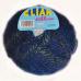 Włóczka Elian Exklusiv 975 kolor niebieski