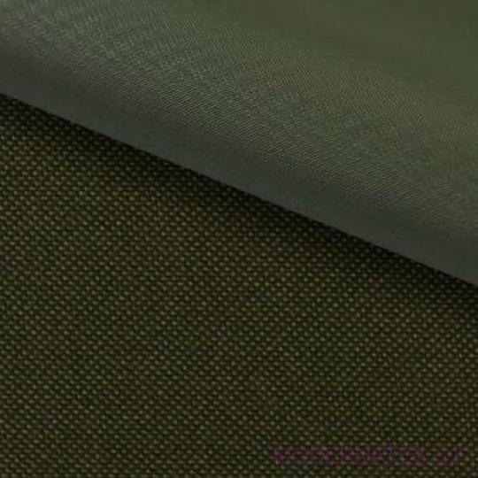 Tkanina wodoodporna KODURA w kolorze ciemnozielonym