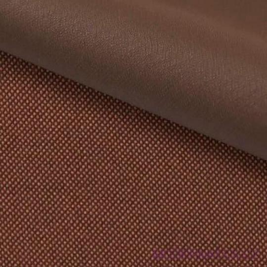 Tkanina wodoodporna KODURA w kolorze brązowym
