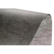 Flizelina bez kleju w kolorze czarnym, 40 g/m2