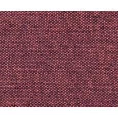 Tkanina Wodoodporna Imitacja Lnu w kolorze śliwkowym