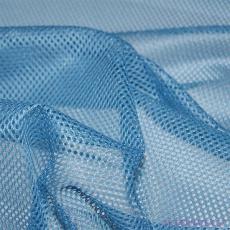 Elastyczna siatka poliestrowa niebieska, oczka 2x2 mm - DZ-008-125