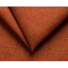 Tkanina obiciowa SAWANA w kolorze pomarańczowym