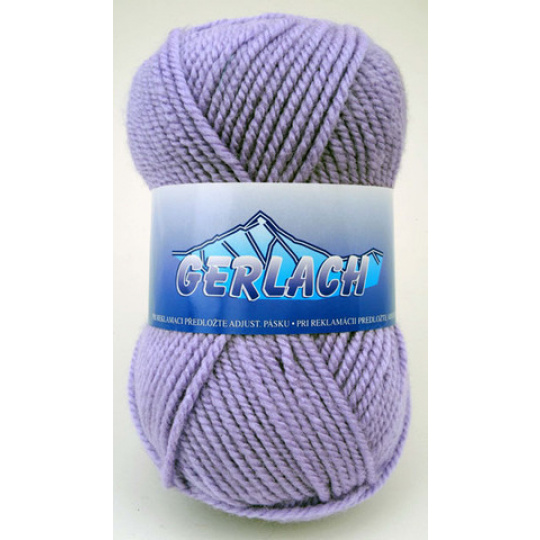 Włóczka Elian Gerlach 5064 kolor fioletowy