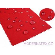 Tkanina Wodoodporna Premium kolor Czerwony