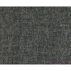 Tkanina Wodoodporna Imitacja Lnu w kolorze ciemnoszarym