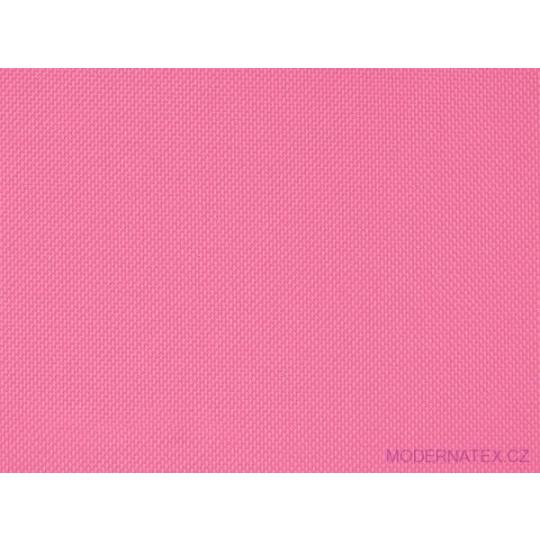 Tkanina Wodoodporna Oxford w kolorze Różowym