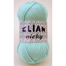 Włóczka Elian Nicky 280 kolor zielony