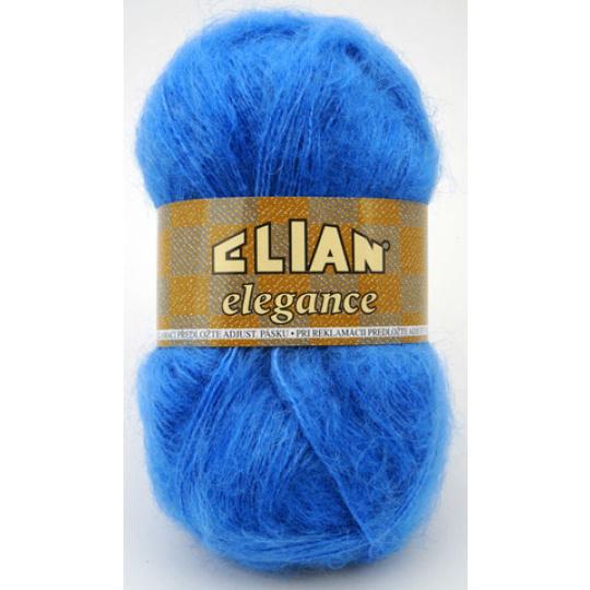 Włóczka Elian Elegance 1256 kolor niebieski