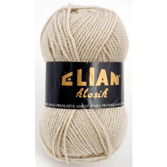 Włoczka Elian Klasik 1045 kolor beżowy