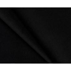 Tkanina obiciowa welurowa VELLUTO - Black 20