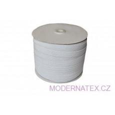 Gumka odzieżowa, szer. 11 mm - Biała, 100 m