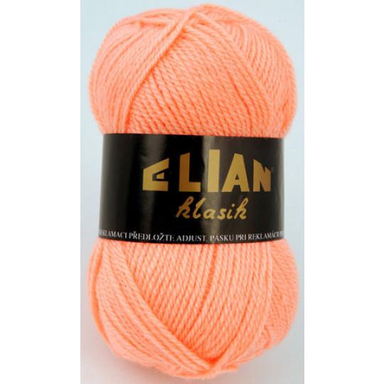 Włoczka Elian Klasik 1292 kolor łosoś
