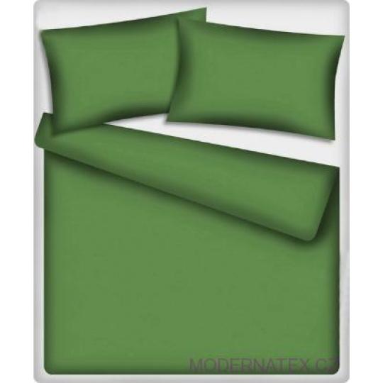 Tkanina Bawełniana Jednokolorowa Zielona