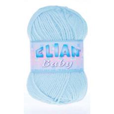 Włóczka Elian Baby 1900 kolor niebieski