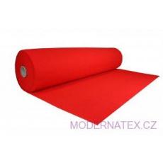 Filc dekoracyjny 3 mm kolor Czerwony