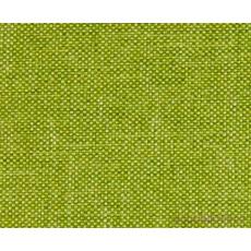 Tkanina Wodoodporna Imitacja Lnu w kolorze zielonym