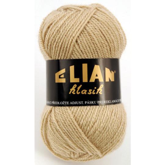 Włoczka Elian Klasik 401 kolor beżowy