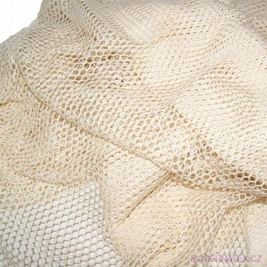 Siatka bawełniana, oczka 3x6 mm