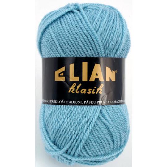 Włoczka Elian Klasik 2272 kolor niebieski