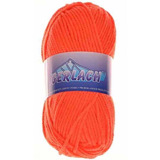 Włóczka Elian Gerlach 917 kolor pomarańczowy