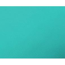 Eko skóra STANDARD w kolorze turkusowym