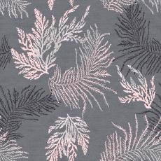 Welurowa tkanina obiciowa z nadrukiem 381019-2008
