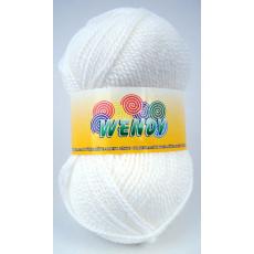 Włóczka Elian Wendy 208 kolor biały