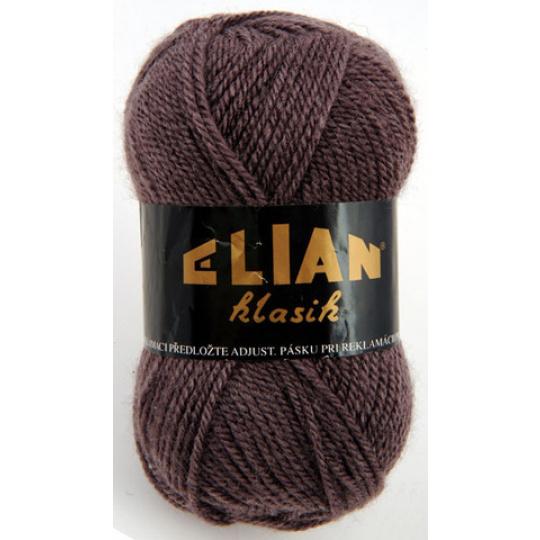 Włoczka Elian Klasik 503 kolor fioletowy