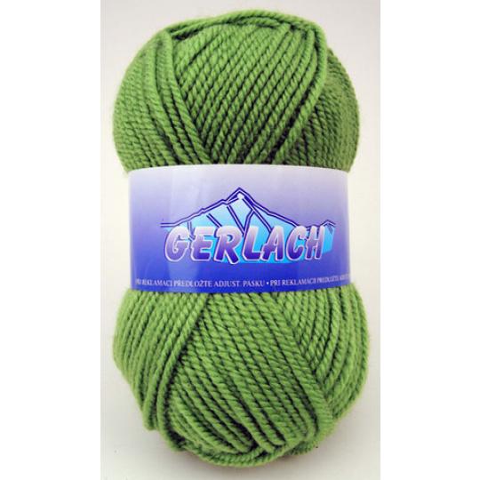Włóczka Elian Gerlach 3421 kolor zielony