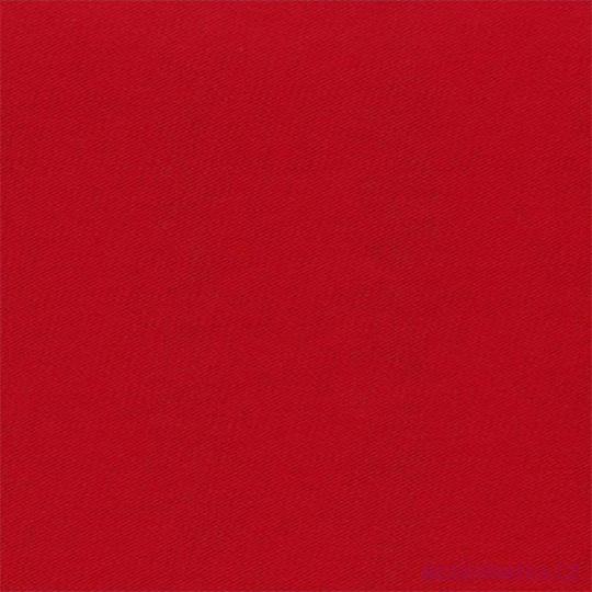 Diagonal bawełniany Czerwony  245x32