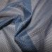 Elastyczna siatka poliestrowa niebieska, oczka 1x1 mm DZ-008-126