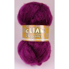 Włóczka Elian Elegance 4967 kolor fioletowy