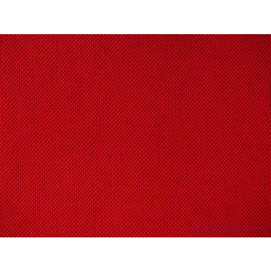 Tkanina Wodoodporna Oxford w kolorze ciemnoczerwonym