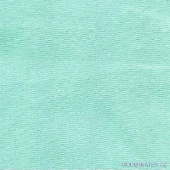 Diagonal bawełniany Zielony Medyczny 160x602