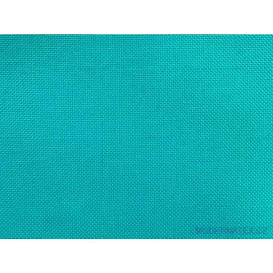 Tkanina Wodoodporna Oxford w kolorze Szmaragdowym