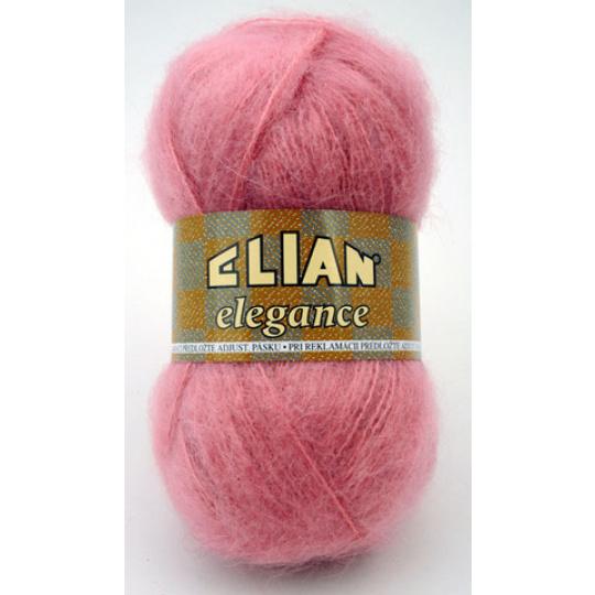 Włóczka Elian Elegance 275 kolor różowy