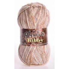 Włóczka Elian Tabby 31899 kolor brązowy
