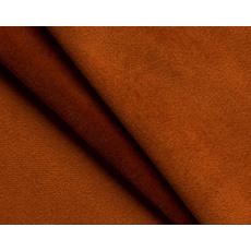 Tkanina obiciowa welurowa VELLUTO - Rust 33