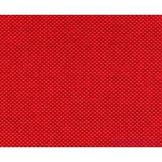 Tkanina Wodoodporna Imitacja Lnu w kolorze czerwonym