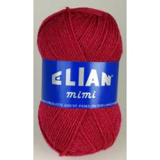 Włóczka Elian Mimi 134 kolor czerwony