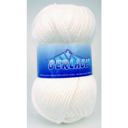 Włóczka Elian Gerlach 208 kolor biały