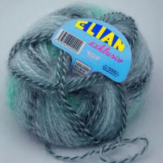 Włóczka Elian Exklusiv 029 kolor niebieski