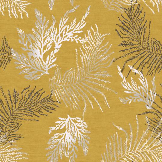 Welurowa tkanina obiciowa z nadrukiem 381019-2006