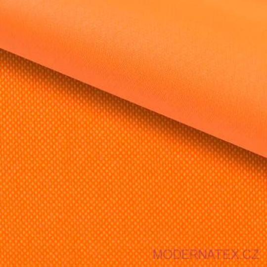 Tkanina wodoodporna KODURA w kolorze pomarańczowym