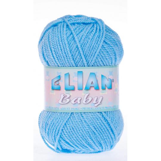 Włóczka Elian Baby 6723 kolor niebieski