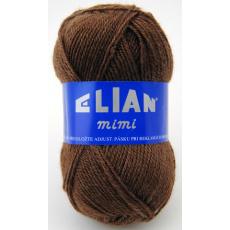 Włóczka Elian Mimi 169 kolor brązowy